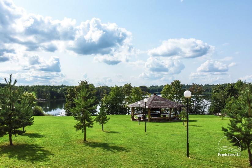 """Sodyba """"Kaštonas"""" vestuvėms, kitoms šventėms ir poilsiui Ukmergės raj. prie Kliepšių ežero - 42"""