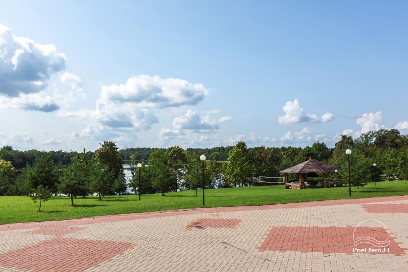 """Sodyba """"Kaštonas"""" vestuvėms, kitoms šventėms ir poilsiui Ukmergės raj. prie Kliepšių ežero - 46"""