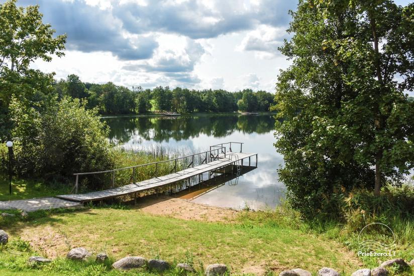 """Sodyba """"Kaštonas"""" vestuvėms, kitoms šventėms ir poilsiui Ukmergės raj. prie Kliepšių ežero - 47"""