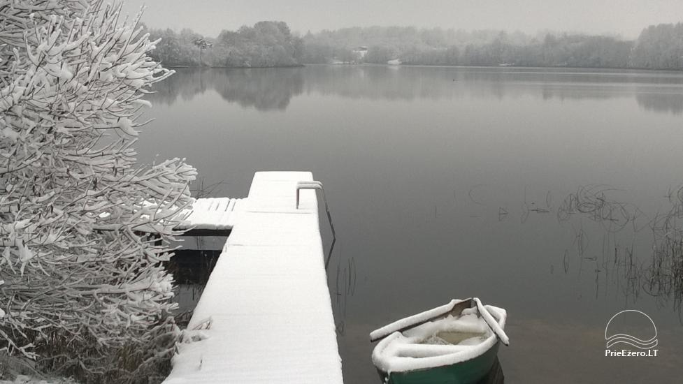 Sodyba Kaštonas Ukmergės rajone prie Kliepšiu ežero - 8