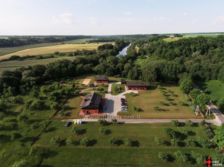 """Sodyba """"Kudrėnai"""": baseinas, pokylių salė, vestuvių, švenčių ruošimas - 2"""