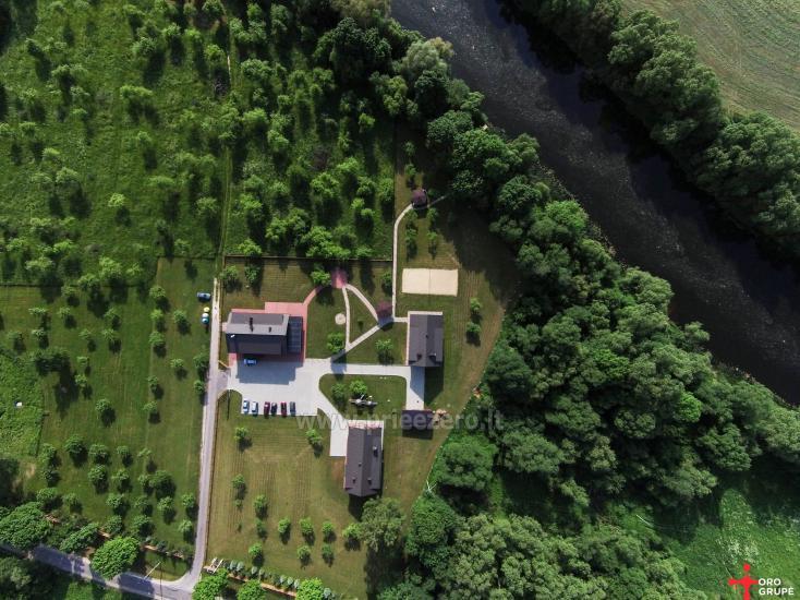"""Sodyba """"Kudrėnai"""": baseinas, pokylių salė, vestuvių, švenčių ruošimas - 3"""
