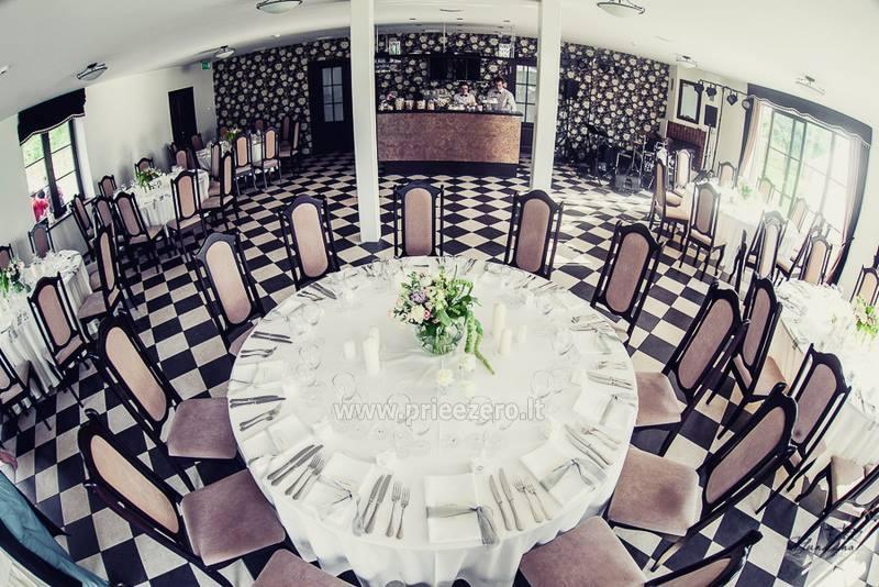 """Sodyba """"Kudrėnai"""": baseinas, pokylių salė, vestuvių, švenčių ruošimas - 5"""