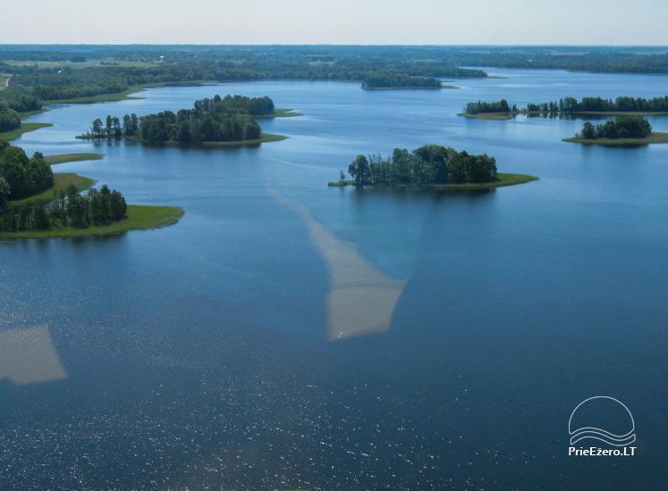 Esina - poilsis ant Rubikių ežero kranto - 14