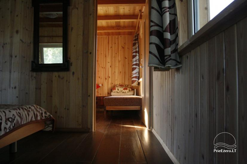 Sodyba Jukumi Papėje - kambarių nuoma tarp ežero ir jūros - 4
