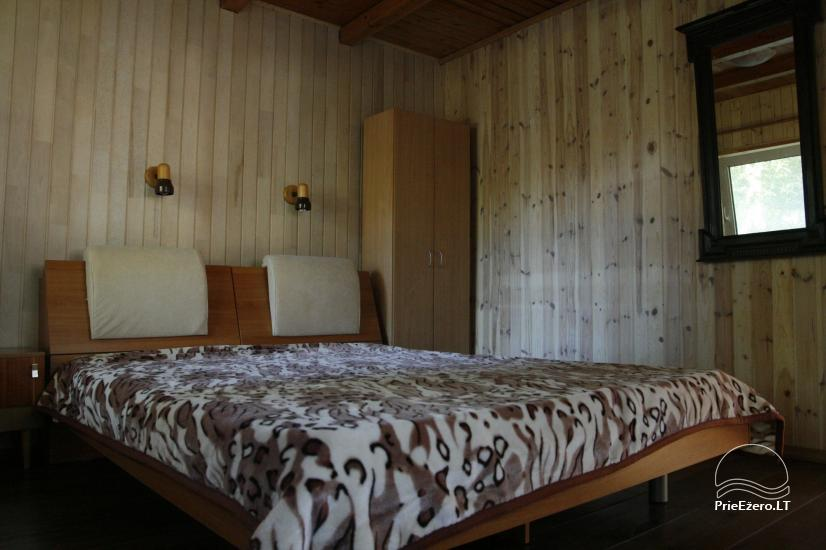 Sodyba Jukumi Papėje - kambarių nuoma tarp ežero ir jūros - 5
