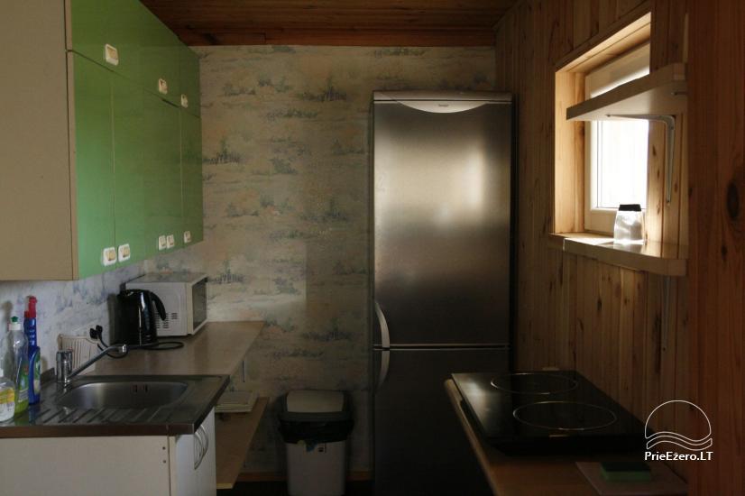 Sodyba Jukumi Papėje - kambarių nuoma tarp ežero ir jūros - 8