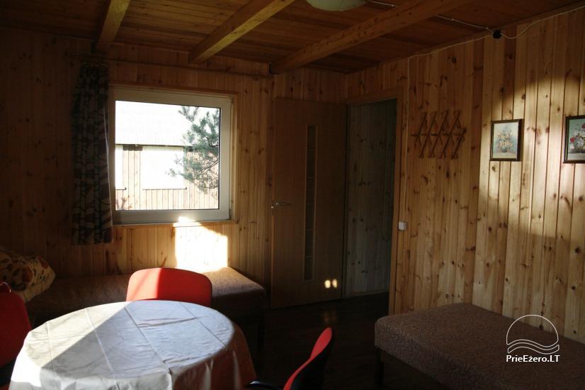Sodyba Jukumi Papėje - kambarių nuoma tarp ežero ir jūros - 7
