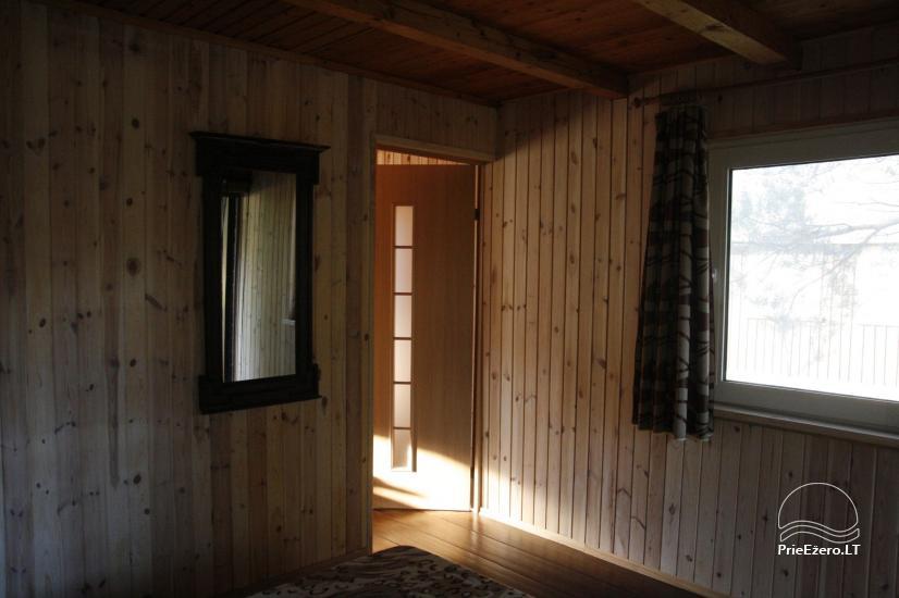 Sodyba Jukumi Papėje - kambarių nuoma tarp ežero ir jūros - 9