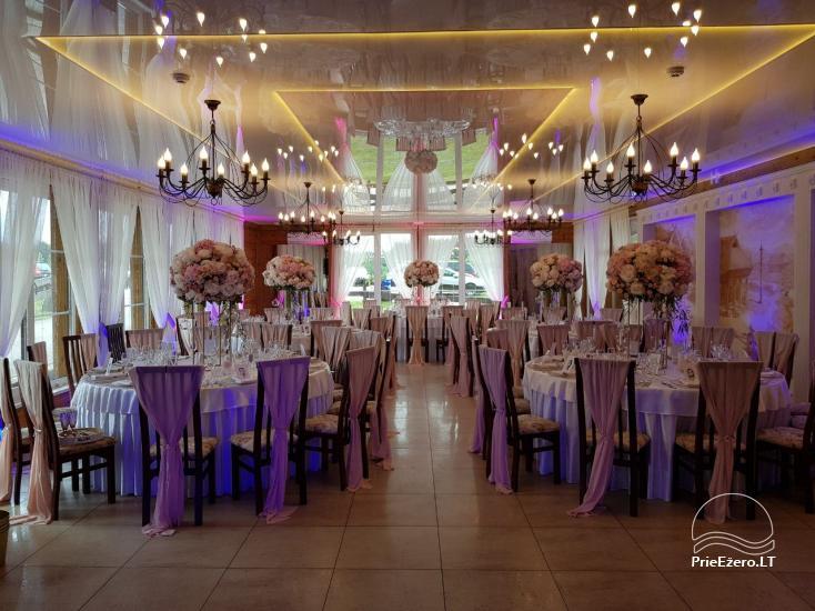 """Sodyba vestuvėms ir kitoms šventėms """"MAUDUTIS"""" Plateliuose ant Maudučio ežero kranto - 4"""