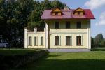 Svečių namai ir kempingas Latvijoje Leču muiža - 4