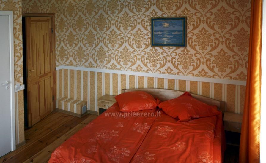 Svečių namai ir kempingas Latvijoje Leču muiža - 28