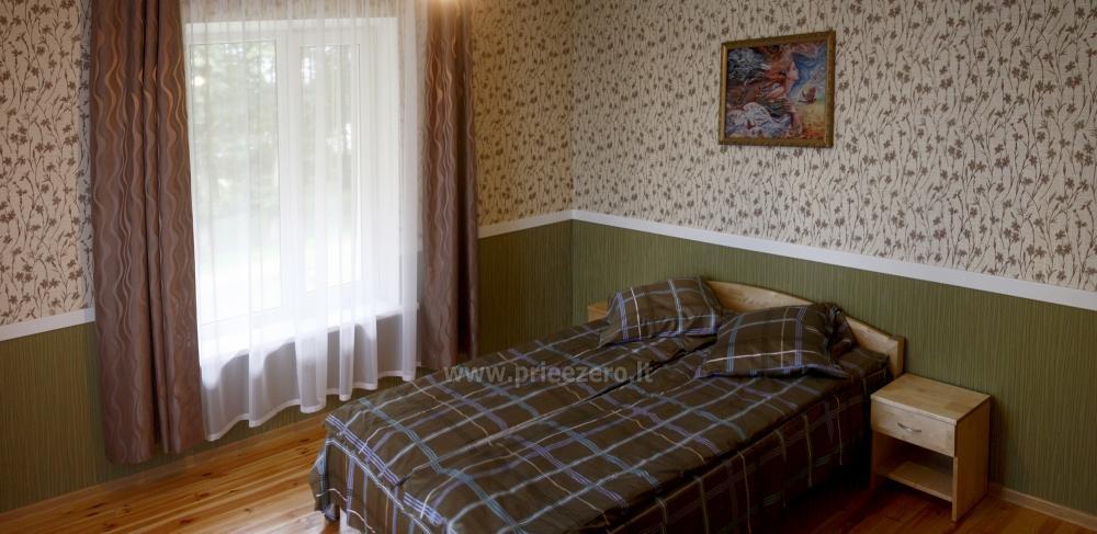 Svečių namai ir kempingas Latvijoje Leču muiža - 30