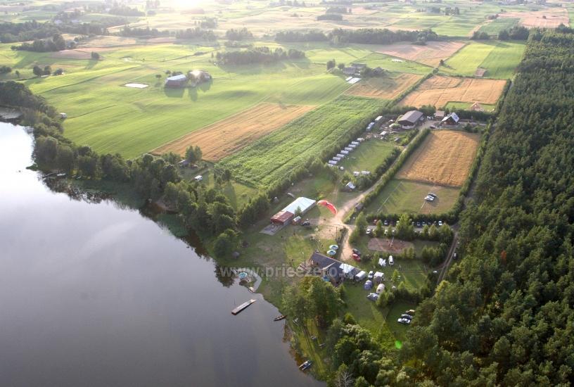 Pramogų ir poilsio centras Šilainė prie Seivio ežero Lenkijoje, Punsko sav. - 31