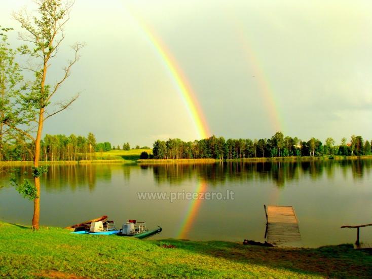 Pramogų ir poilsio centras Šilainė prie Seivio ežero Lenkijoje, Punsko sav. - 19