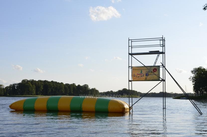 Pramogų ir poilsio centras Šilainė prie Seivio ežero Lenkijoje, Punsko sav. - 8