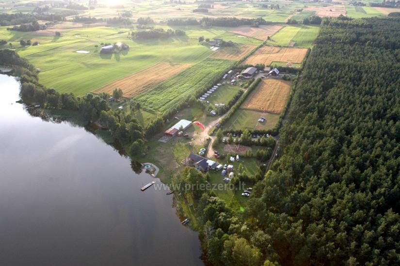 Pramogų ir poilsio centras Šilainė prie Seivio ežero Lenkijoje, Punsko sav. - 29