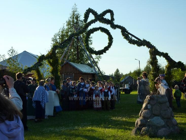 Pramogų ir poilsio centras Šilainė prie Seivio ežero Lenkijoje, Punsko sav. - 13