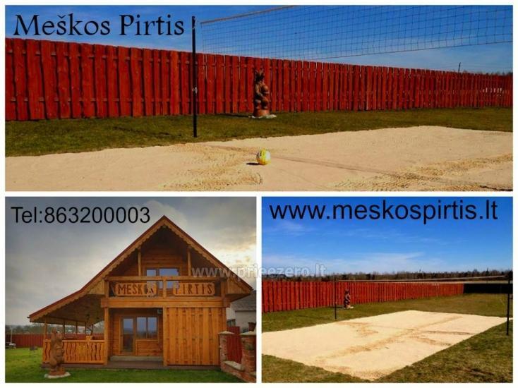 Sodyba Meškos pirtis 17 km nuo Vilniaus centro - 8