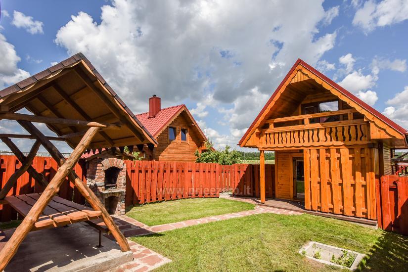 """Sodyba """"Meškos rezidencija"""" 17 km nuo Vilniaus centro - 17"""