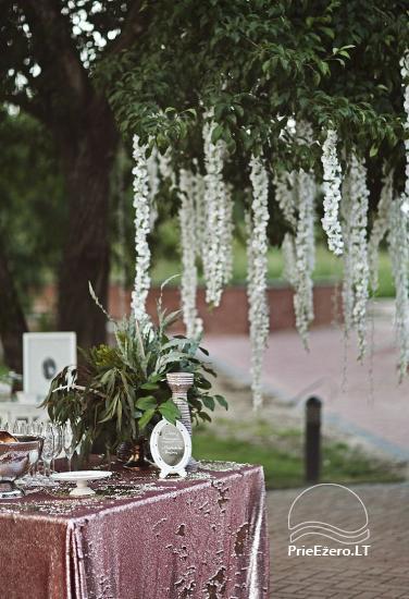 RUSNE VILLA - išskirtinė vieta poilsiui, vestuvėms, konferencijoms - 3