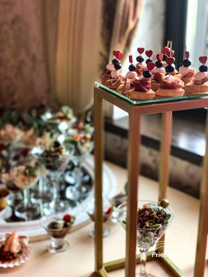 RUSNE VILLA - išskirtinė vieta poilsiui, vestuvėms, konferencijoms - 16