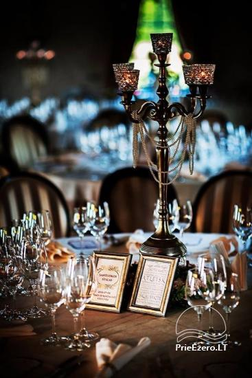 RUSNE VILLA - išskirtinė vieta poilsiui, vestuvėms, konferencijoms - 14