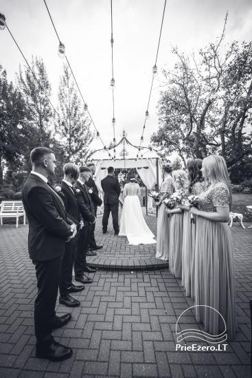 RUSNE VILLA - išskirtinė vieta poilsiui, vestuvėms, konferencijoms - 25