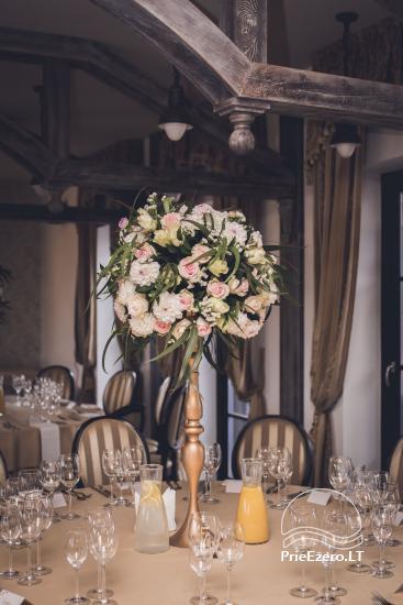 RUSNE VILLA - išskirtinė vieta poilsiui, vestuvėms, konferencijoms - 27