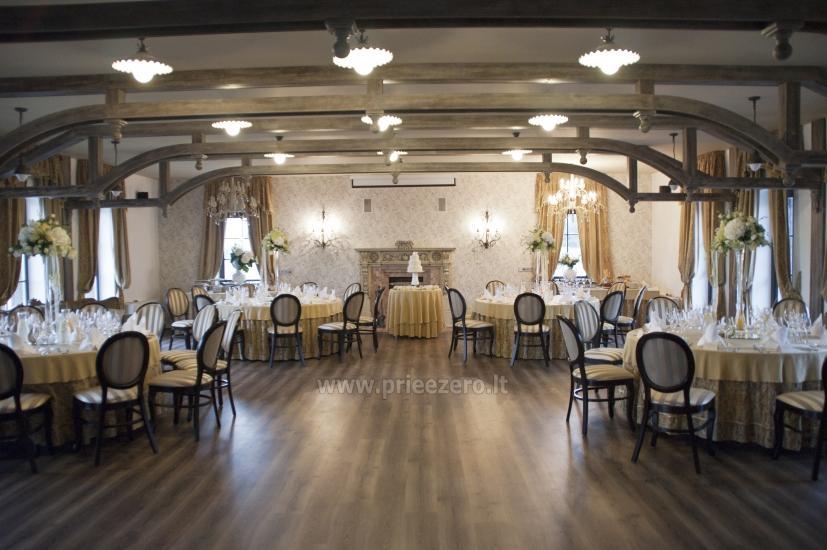 RUSNE VILLA - išskirtinė vieta poilsiui, vestuvėms, konferencijoms - 4