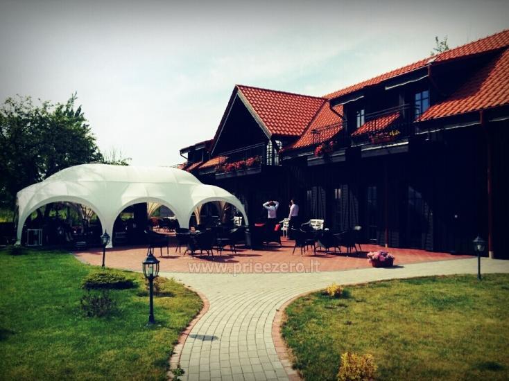 RUSNE VILLA - išskirtinė vieta poilsiui, vestuvėms, konferencijoms - 7