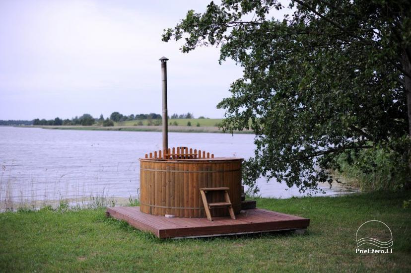 """Sodyba ant ežero kranto Alytaus rajone """"Atesys"""" – šventėms, renginiams, poilsiui - 40"""