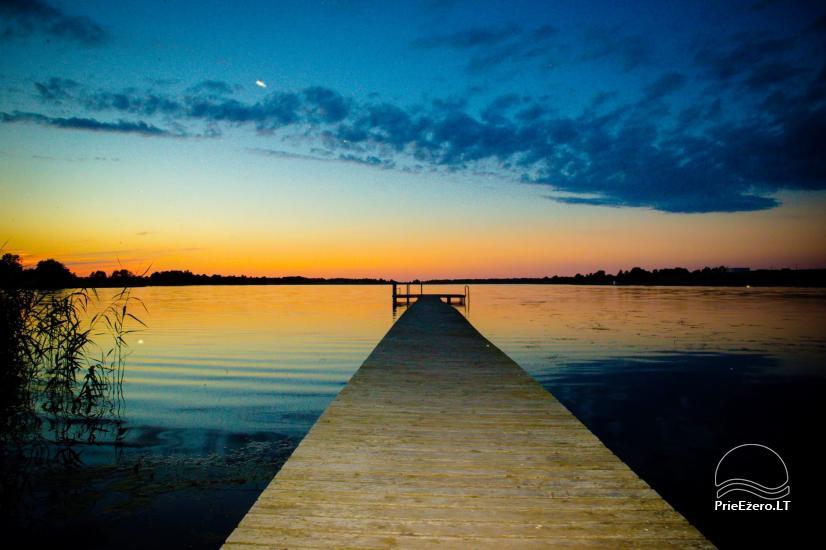 """Sodyba ant ežero kranto Alytaus rajone """"Atesys"""" – šventėms, renginiams, poilsiui - 50"""