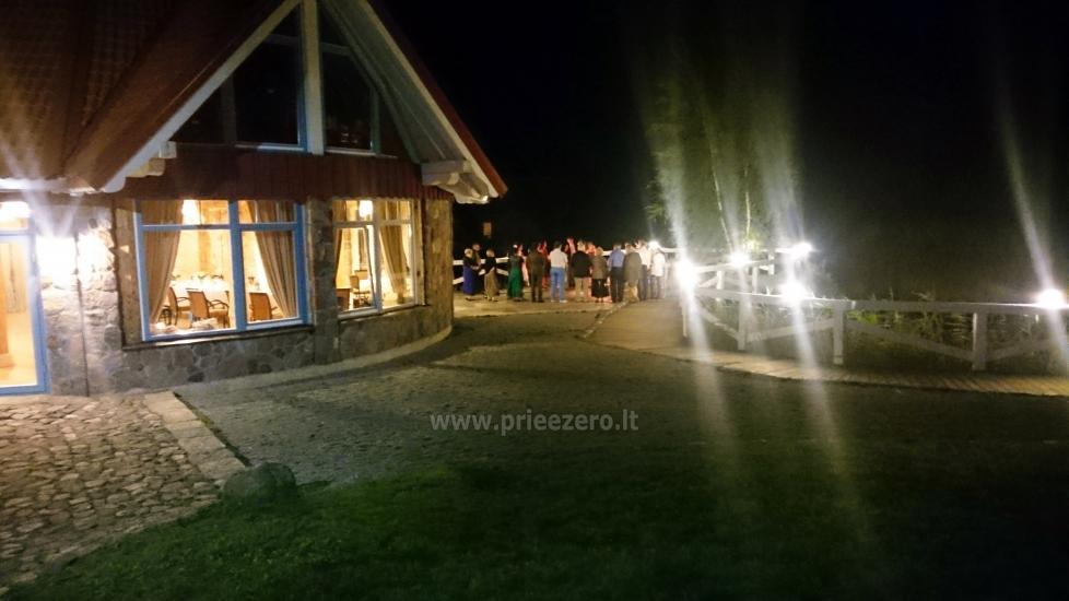 """Sodyba - svečių namai """"PAMARIO BURĖ"""" su restoranu, pirtimi - 6"""