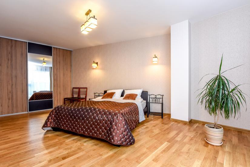 """67 kv.m. naujas dviejų kambarių butas """"Druskupio"""" Birštono centre: pirmas aukštas, terasa - 1"""