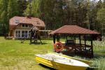 """Nameliai, stovyklavietė, baidarės – sodyba """"Keružė"""" prie Lavyso ežero"""