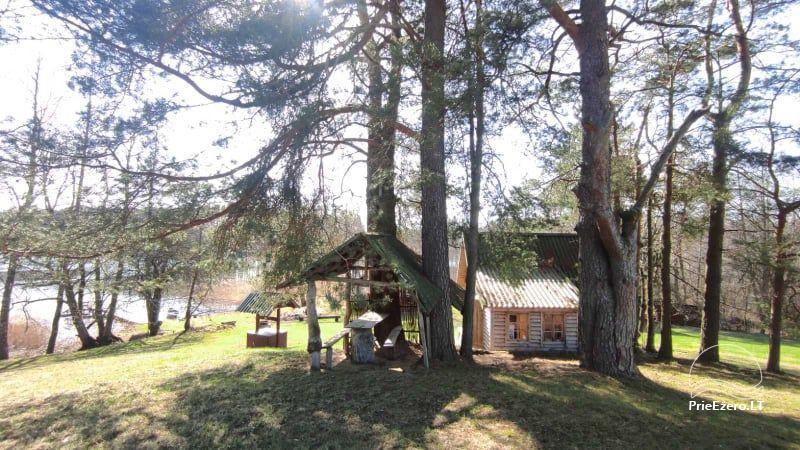 Sodyba Švenčionių rajone ant Sudotos ežero kranto Ribokynė - 3