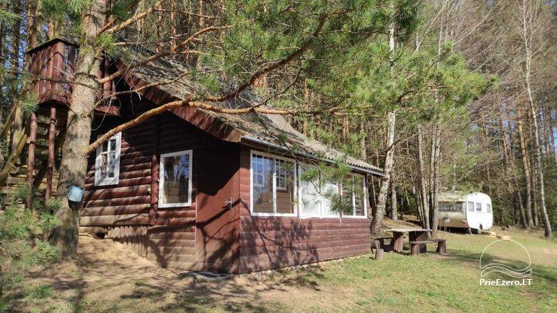 Sodyba Švenčionių rajone ant Sudotos ežero kranto Ribokynė - 2