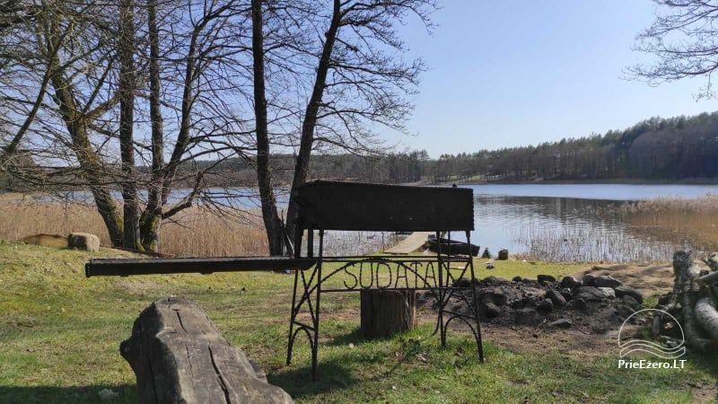 Sodyba Švenčionių rajone ant Sudotos ežero kranto Ribokynė - 5