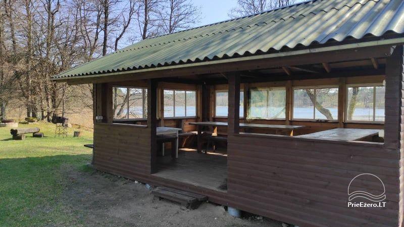 Sodyba Švenčionių rajone ant Sudotos ežero kranto Ribokynė - 11