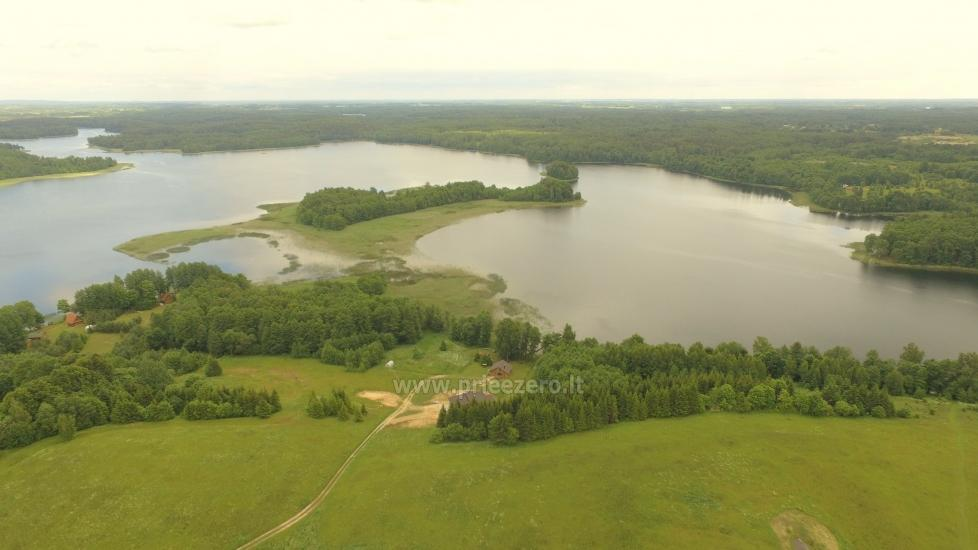 Sodyba Namelis prie Čičirio ant ežero kranto - 2