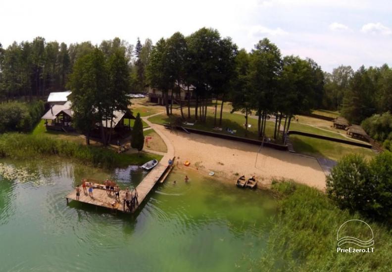 Sodyba - viešbutis prie Burokaraisčio ežero Vila Ula - 2