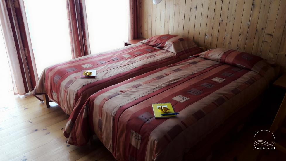 Sodyba - viešbutis prie Burokaraisčio ežero Vila Ula - 16