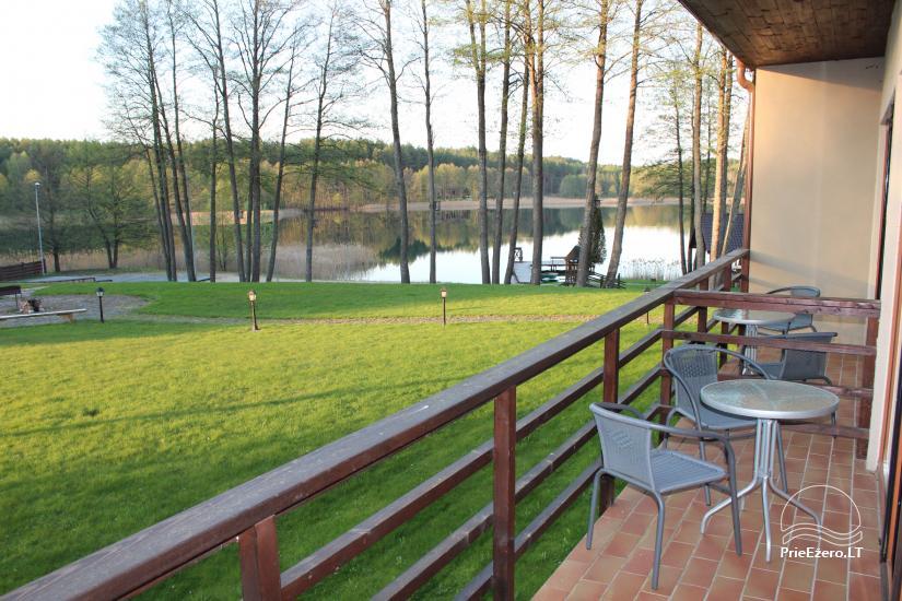 Sodyba - viešbutis prie Burokaraisčio ežero Vila Ula - 15