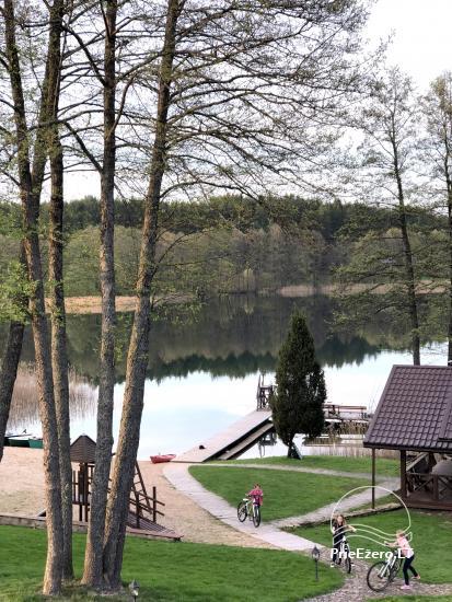 Sodyba - viešbutis prie Burokaraisčio ežero Vila Ula - 21