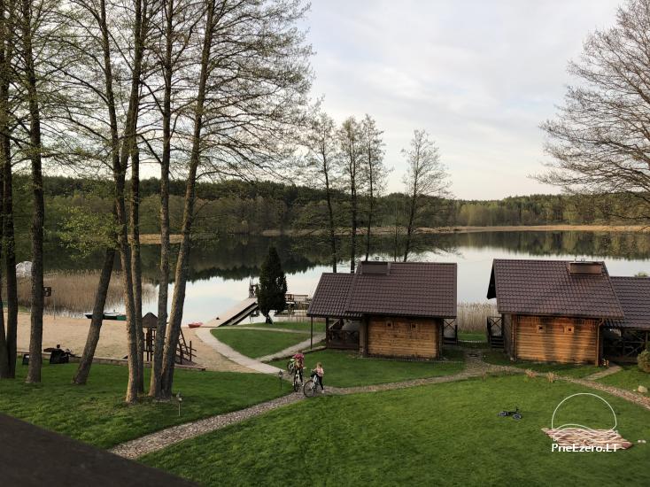 Sodyba - viešbutis prie Burokaraisčio ežero Vila Ula - 22