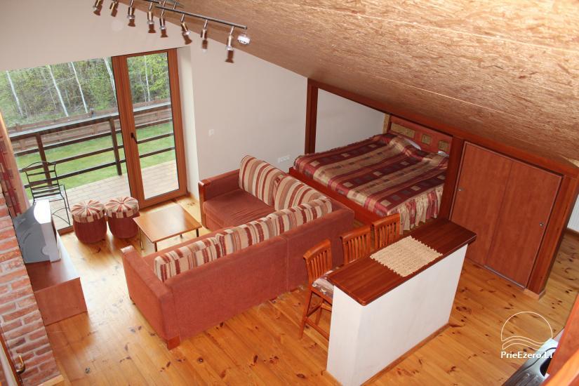 Sodyba - viešbutis prie Burokaraisčio ežero Vila Ula - 17
