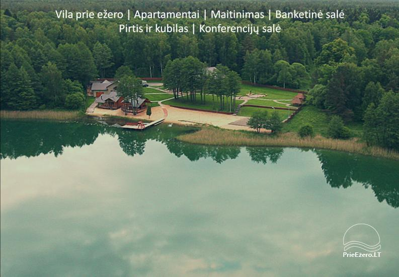 Sodyba - viešbutis prie Burokaraisčio ežero Vila Ula - 23