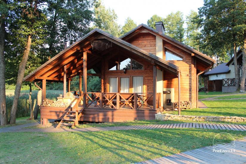 Sodyba - viešbutis prie Burokaraisčio ežero Vila Ula - 10