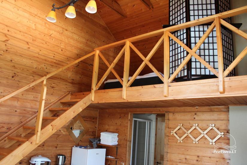 Sodyba - viešbutis prie Burokaraisčio ežero Vila Ula - 20
